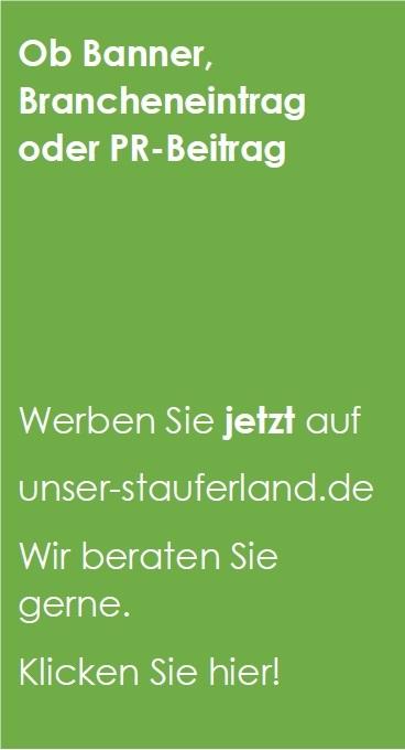 Banner grün