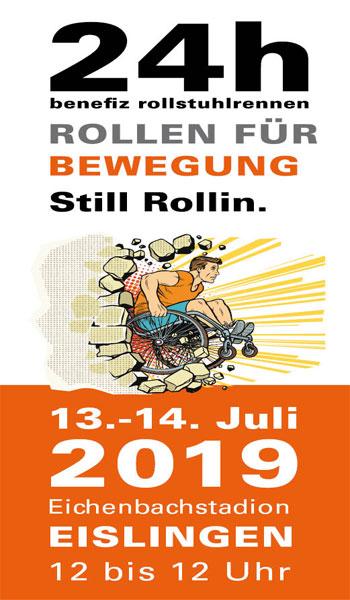 Rollstuhlrennen
